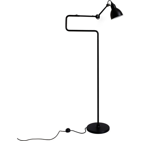 DCW EDITIONS Floor Lamp Lampe Gras 411 Black Body