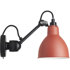 DCW EDITIONS Wall Light Lampe Gras 304 Switch On The Base Black Body