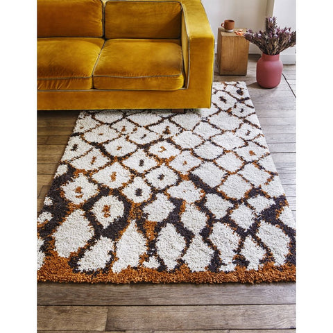 AFKLIVING Shaggy Rug Marrakech