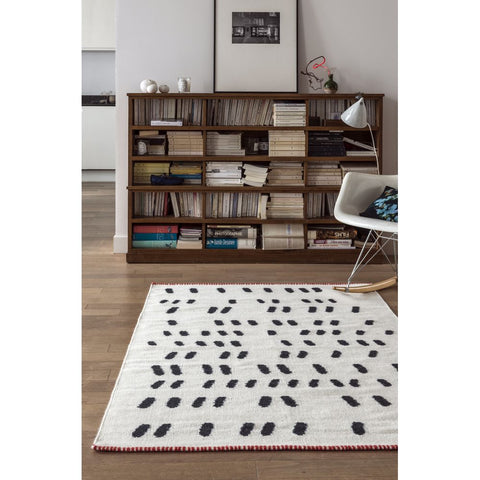 AFKLIVING Rug Dashed