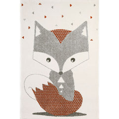 AFKLIVING Kids Rug Fox