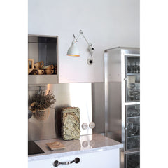 DCW EDITIONS Wall Light Lampe Gras 222 White Body