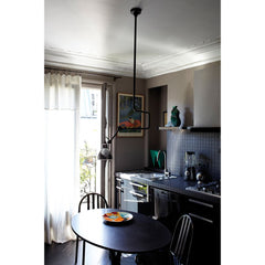 DCW EDITIONS Suspension Light Lampe Gras 312 Black Body