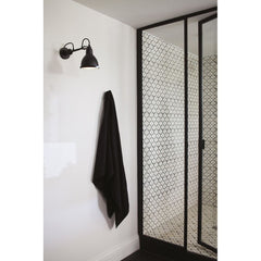 DCW EDITIONS Wall Light Lampe Gras 304 Bathroom Black Body
