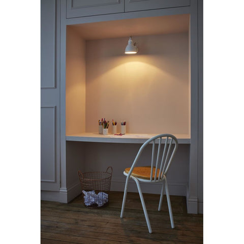 DCW EDITIONS Wall Light Lampe Gras 304 White Body
