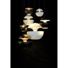 DCW EDITIONS Suspension Light Here Come The Sun 550 White