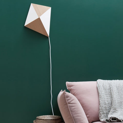 DRUGEOT Wall Light Cerf-Volant