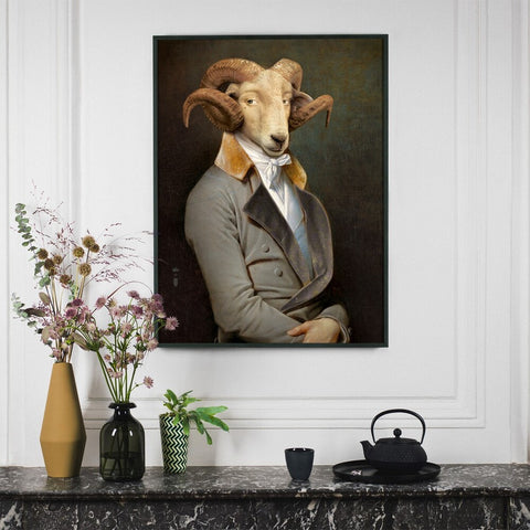IBRIDE Portrait Collector Bel Ami 56x74cm