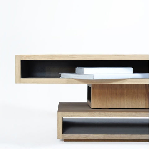 DRUGEOT Coffee Table Cubocarré