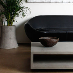 LYON BETON Coffee Table Monobloc rectangular