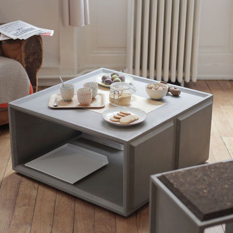 LYON BETON Coffee Table Plus