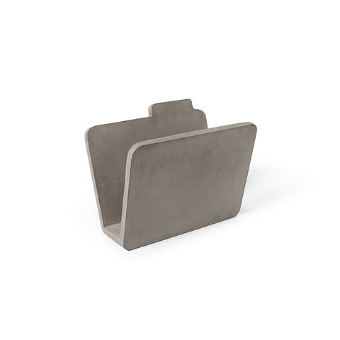 LYON BETON Bookshelf Low magazine rack