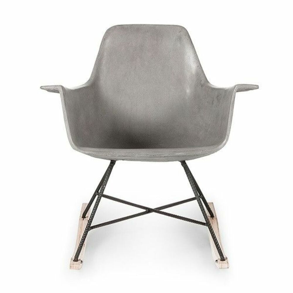 LYON BETON Rocking Chair Hauteville
