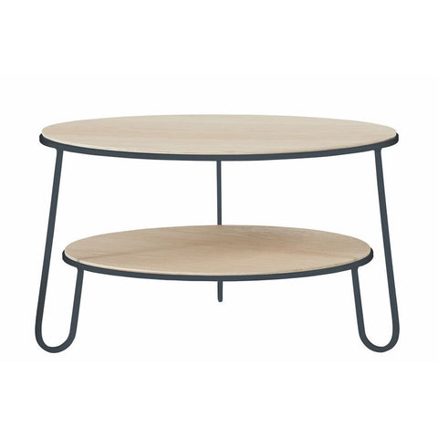 HARTO Coffee Table Eugénie Slate Grey 90cm