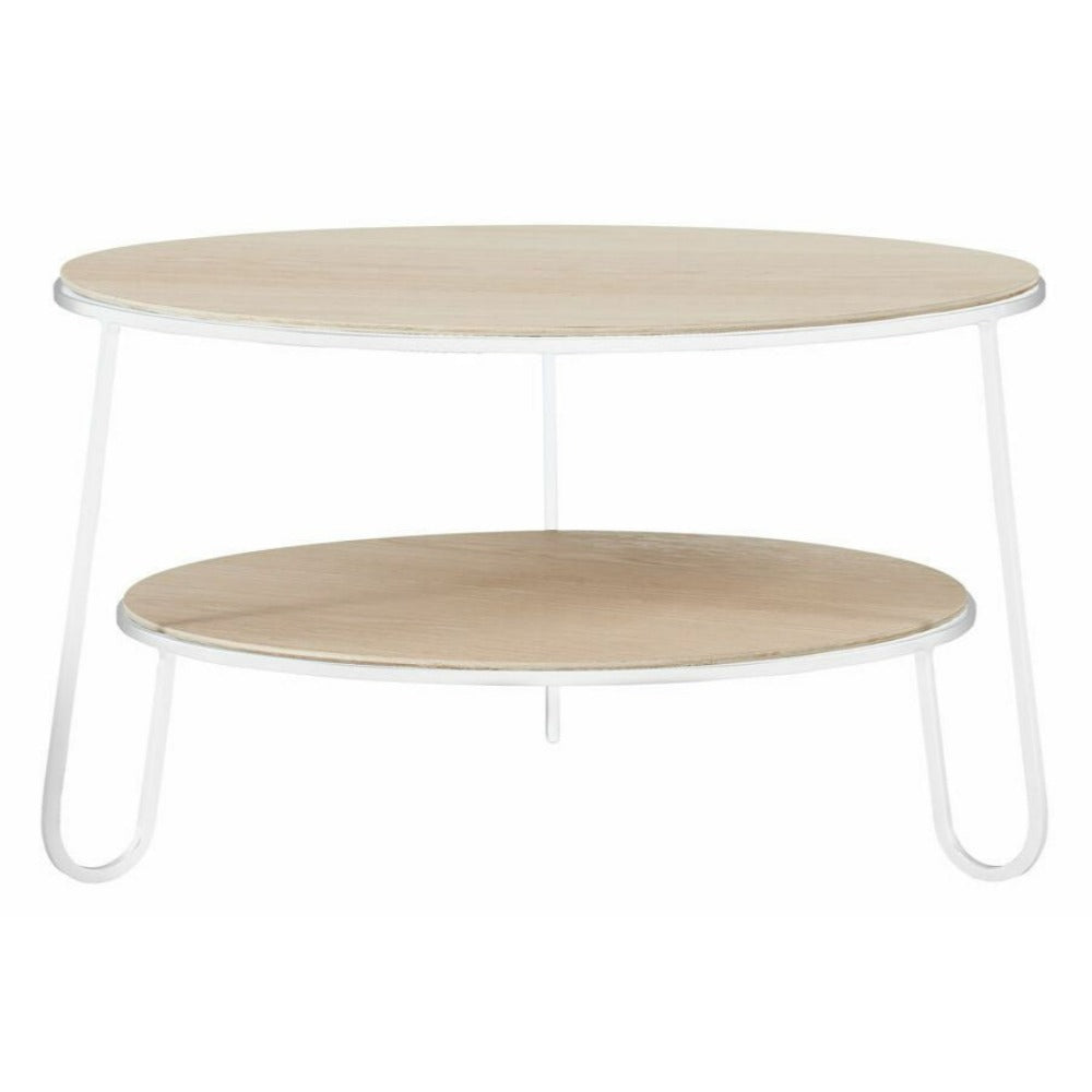 HARTO Coffee Table Eugénie White 90cm