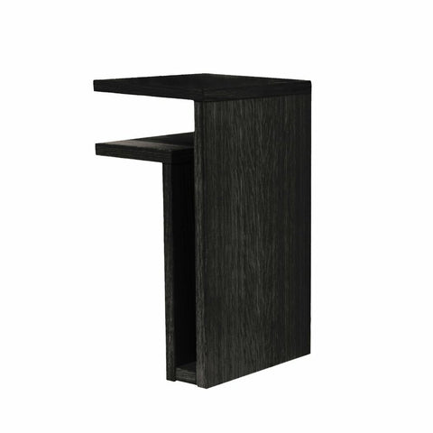 MAZE Bedside Table F-shelf Left