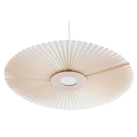 HARTO Suspension Lamp Carmen Pink 90cm