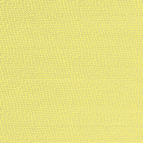 LA CHANCE Wallpaper Happy Rain Yellow & Silver