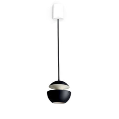DCW EDITIONS Suspension Light Here Come The Sun Mini Black