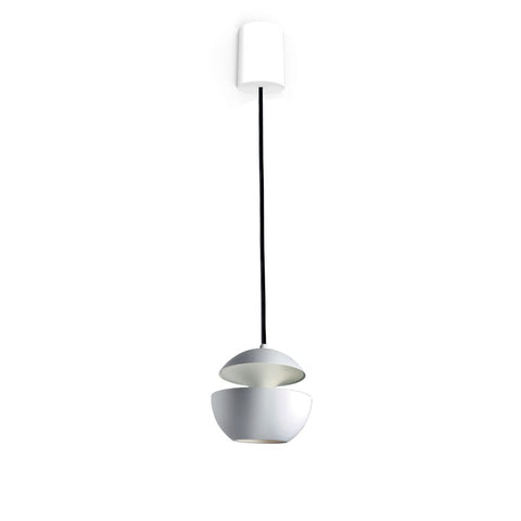 DCW EDITIONS Suspension Light Here Come The Sun Mini White