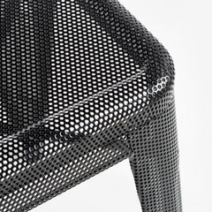 TOLIX Stool H30 Perforated Painted