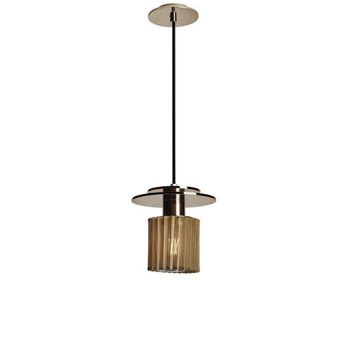 DCW EDITIONS Suspension Light In The Sun Ø19 cm Gold