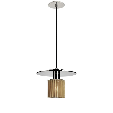 DCW EDITIONS Suspension Light In The Sun Ø27 cm Silver