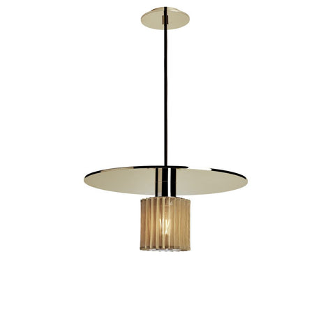 DCW EDITIONS Suspension Light In The Sun Ø38 cm Gold