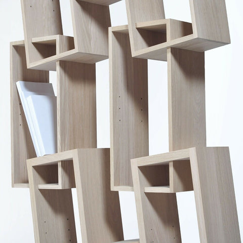 DRUGEOT Bookshelf Kao Double