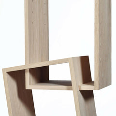 DRUGEOT Bookshelf Kao Simple