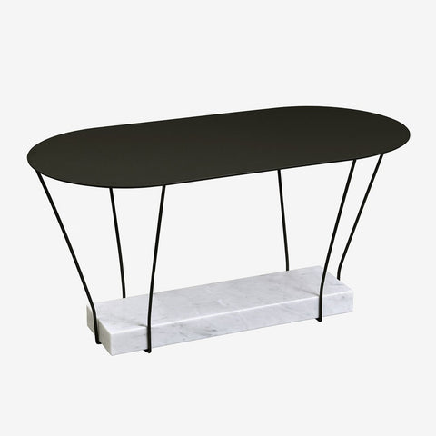 RADAR INTERIOR Coffee Table Lest Oval Version