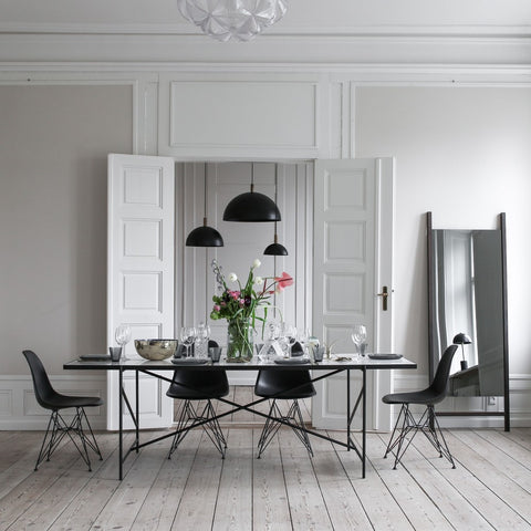 HANDVÄRK Suspension Light Studio Black