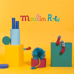 "MOULIN ROTY Mix 'n' match puzzle ""Les Bambins"""
