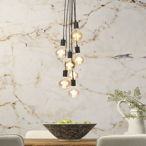 IT'S ABOUT ROMI Suspension Light Oslo 7 lamps