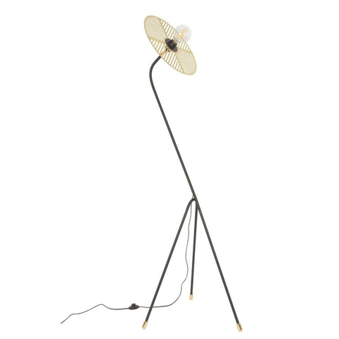 MARKET SET Floor Lamp Waterlily 175cm