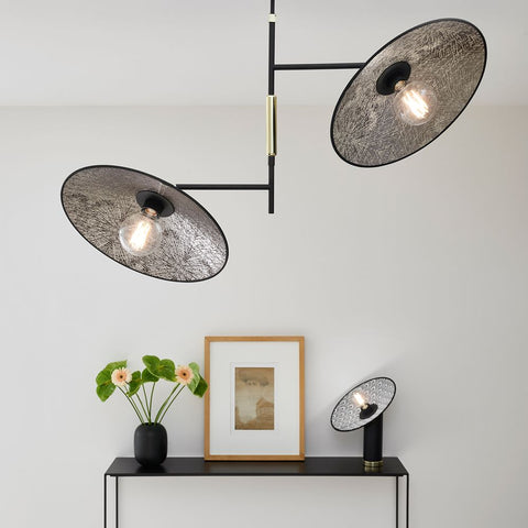 MARKET SET Suspension Light Gatsby 2 Lights ø80cm