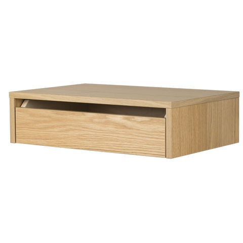 MAZE Shelf Drawer Pythagoras Natural Oak