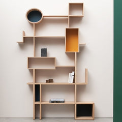 DRUGEOT Bookshelf Reso