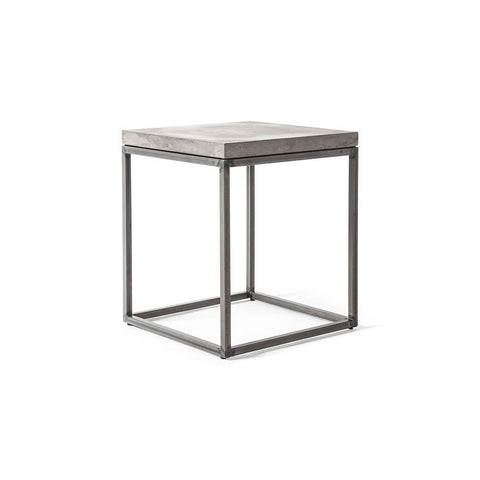 LYON BETON Side Table Perspective