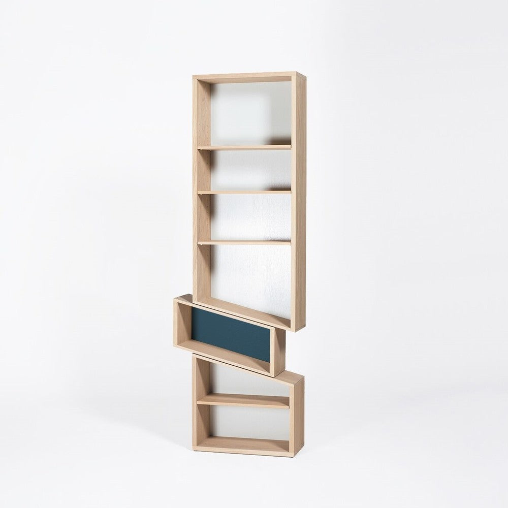 DRUGEOT Bookshelf Slide