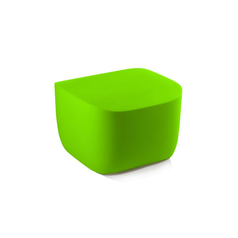 QUI EST PAUL Recycled Plastic Stool / Side Table Translation 35cm