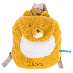 "MOULIN ROTY Fox backpack ""Le voyage d'Olga"""