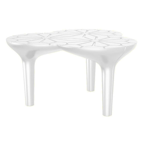 QUI EST PAUL Recycled Plastic Table Altesse 75cm