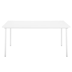 TOLIX Dining Table Patio Outdoor Painted 160cm