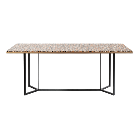 RED EDITION Dining Table Horizon Grigio 190cm