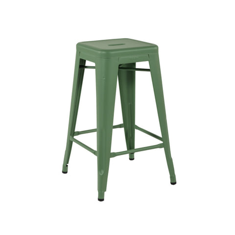 TOLIX Stool H65 Outdoor Painted