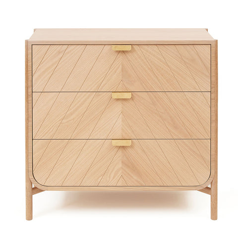 HARTO Chest Of Drawers Marius Oak