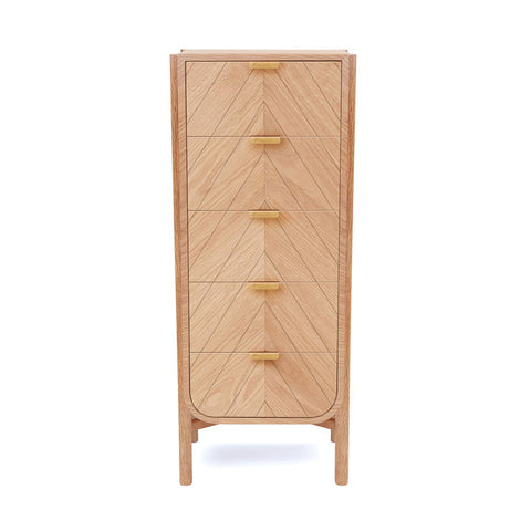 HARTO Tall Chest Marius Oak