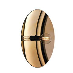 RADAR INTERIOR Wall Light Zénith Gold