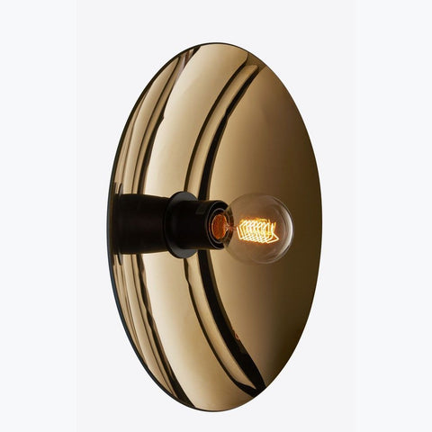 RADAR INTERIOR Wall Light Zénith Bronze